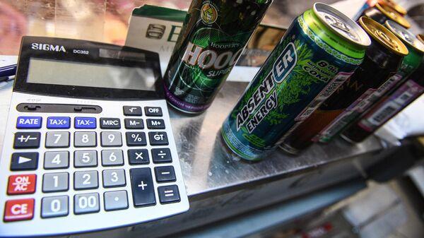 Банки с алкогольными напитками