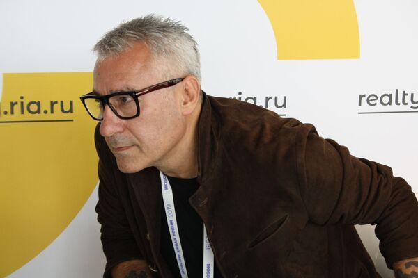 Гёкан Авджиоглу, основатель и руководитель архитектурного бюро Global archltectural develoment