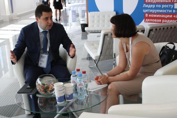 Никита Стасишин, замминистра строительства и ЖКХ