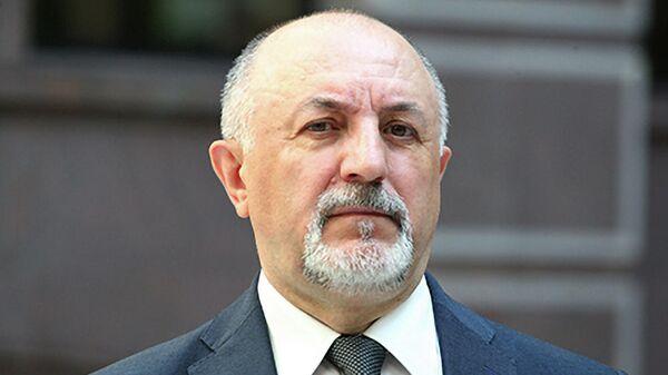 Чрезвычайный и Полномочный Посол Российской Федерации в Многонациональном Государстве Боливия Владимир Спринчан