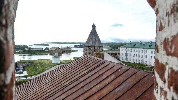 Подворье Соловецкого монастыря