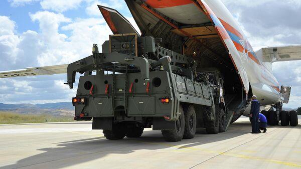 Поставка зенитной ракетной системы С-400 в Турцию