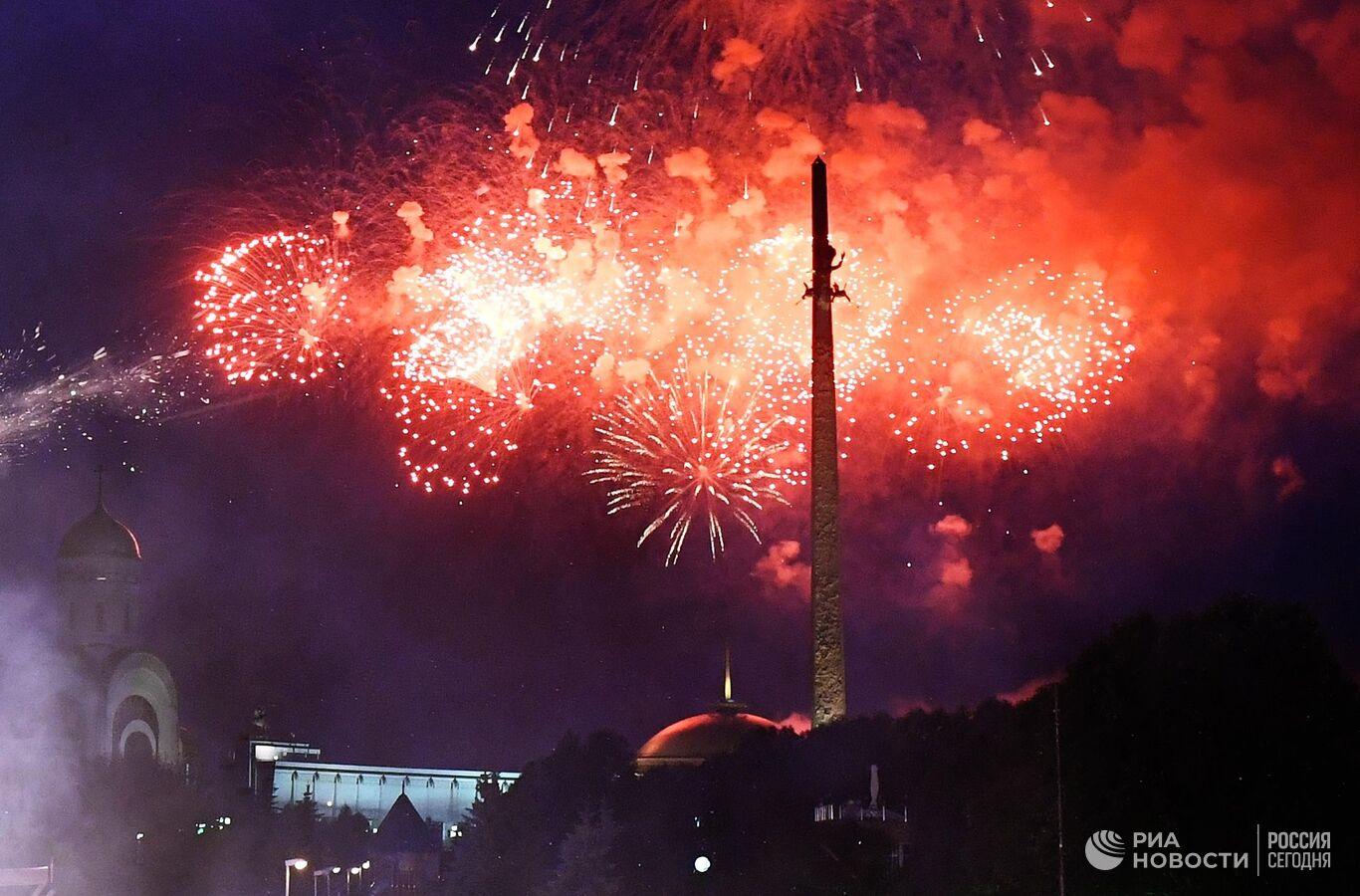 В Москве 28 июля дадут салют в честь 75-летия освобождения Бреста