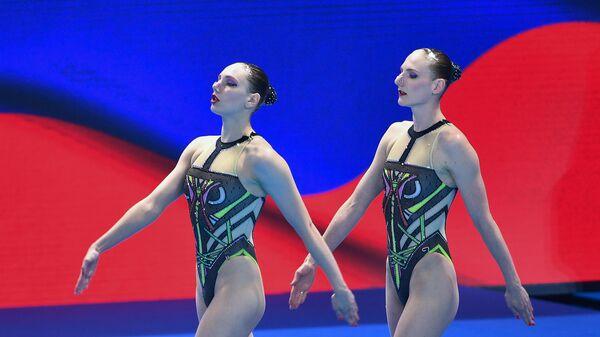 Светлана Ромашина и Светлана Колесниченко