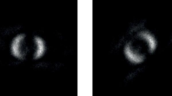 Фотография состояния Белла, полученная шотландскими физиками