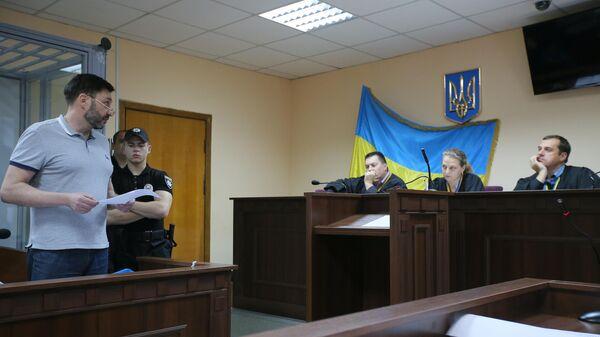Заседание по делу Вышинского перенесли на 19 июля
