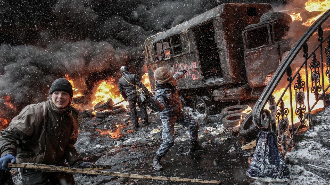 В СБУ предрекли Украине гражданскую войну из-за