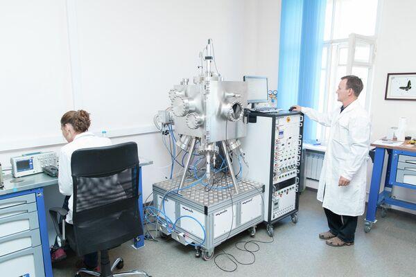 Лаборатория Самоорганизующиеся высокотемпературные наноструктуры СПбПУ