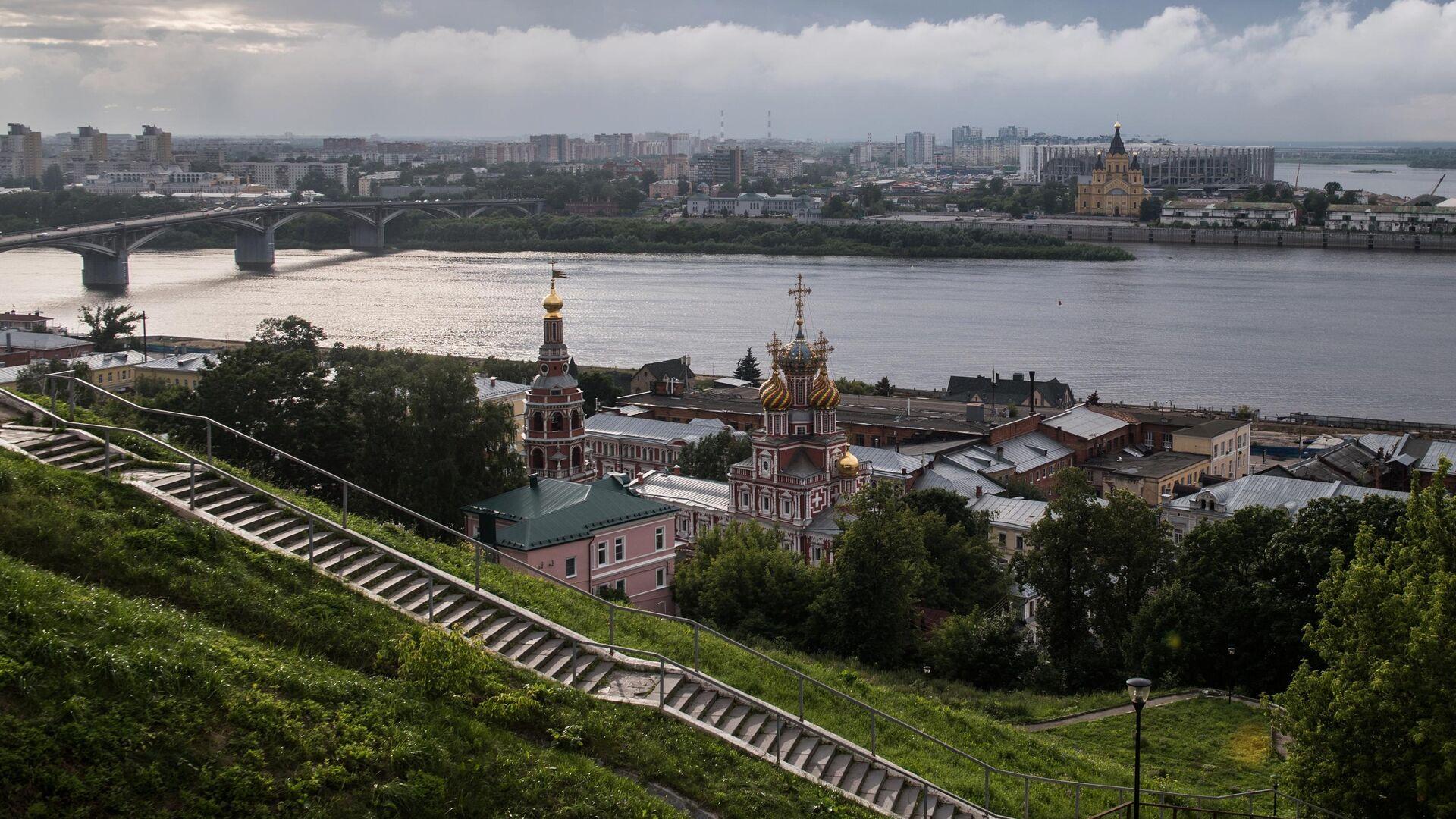 Церковь собора Пресвятой Богородицы в Нижнем Новгороде - РИА Новости, 1920, 20.07.2021