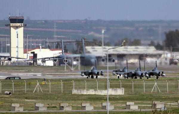 Авиабаза Incirlik в Турции