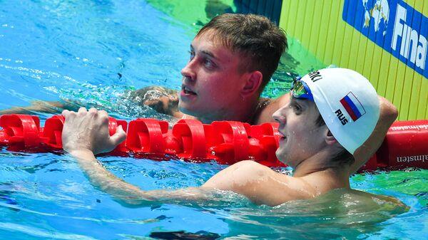 Олег Костин и Андрей Жилкин