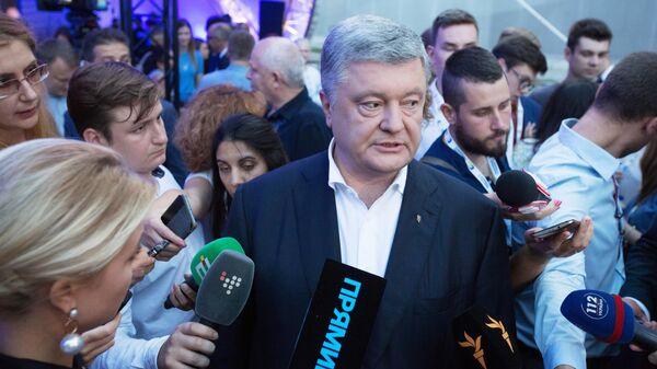 Экс-президент Украины