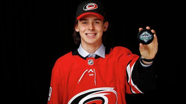 Петр Кочетков: на драфте НХЛ интересовались, играю ли я в Fortnite