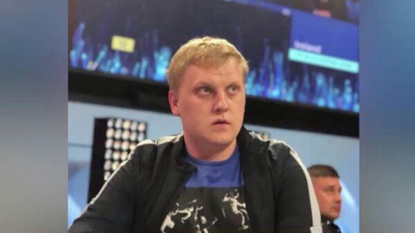 Шеф-редактор программы Пусть говорят Денис Коновалов