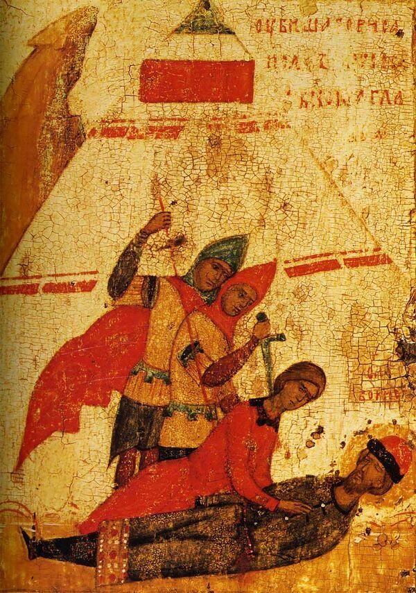Убийство Бориса и Глеба: о чем умалчивают учебники по истории