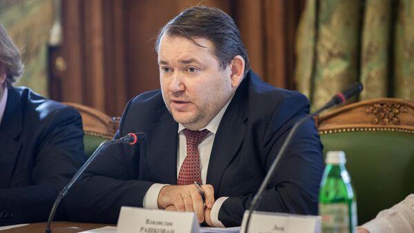 Представитель Украины в Международном валютном фонде Владислав Рашкован