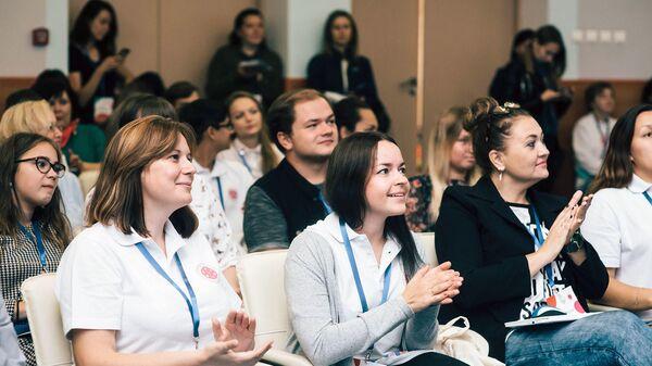 Форум добровольцев Добро на Северо-Западе пройдет в Санкт-Петербурге