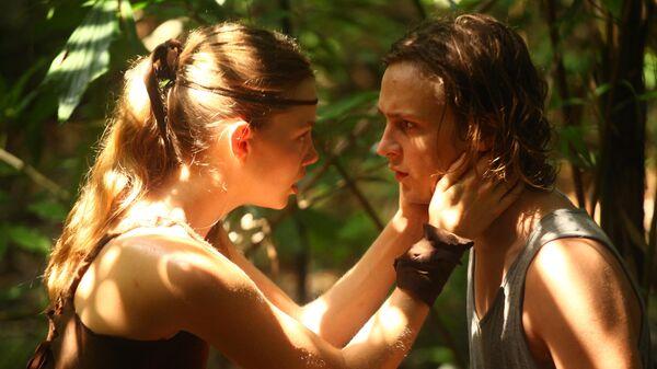 Кадр из фильма Добыча