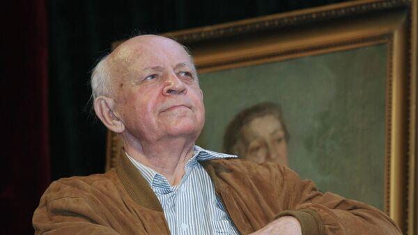 Актер Анатолий Торопов