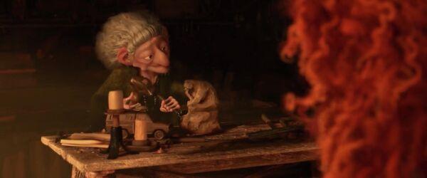 Кадр из мультфильма Храбрая сердцем(2012)