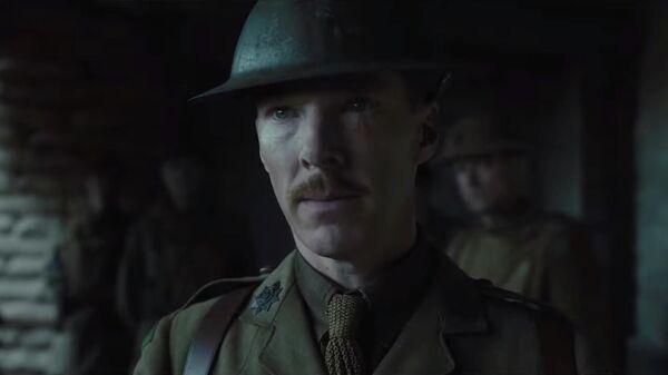 Бенедикт Камбербэтч в трейлере фильма 1917
