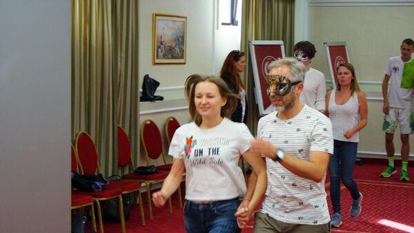 Фонд Спорт для Жизни провел тренинги для волонтеров-лидеров