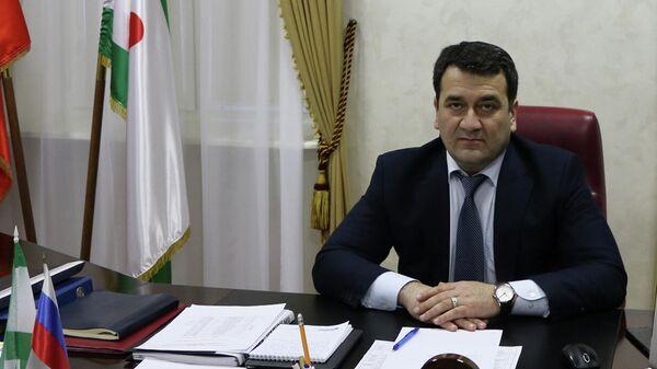 В Ингушетии освободили от должности постпреда региона при президенте