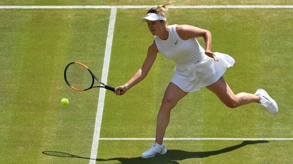 Теннисистка Элина Свитолина (Украина)