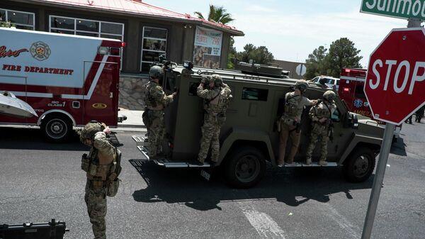 Стрельба вЭль-Пасо: покрайней мере  22 пострадавших