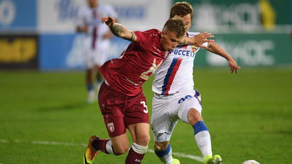 Игрок Рубина Олег Данченко