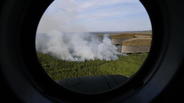 Ликвидация природных пожаров
