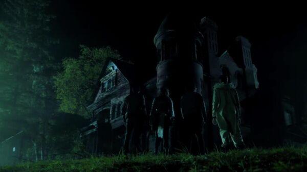 Кадр из фильма Страшные истории для рассказа в темноте