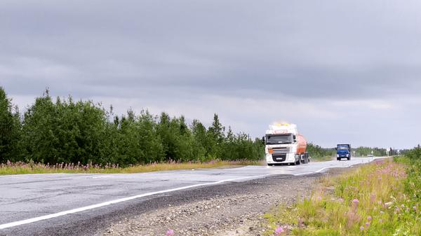 Трасса Коротчаево – Новый Уренгой перед реконструкцией