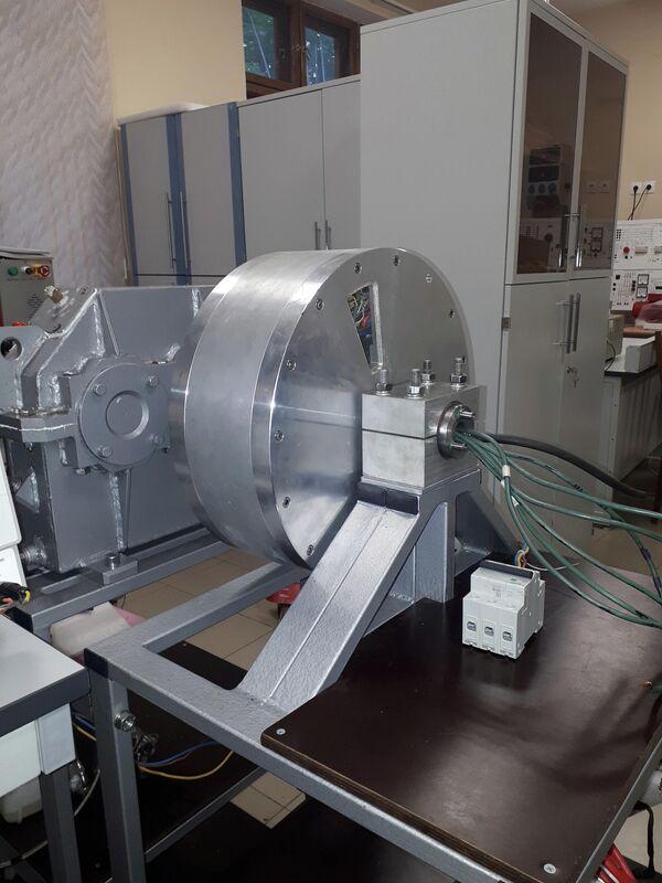 Прототип электродвигателя для нового типа автомобилей
