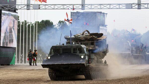 Финал конкурса Безопасный маршрут в Тюменской области