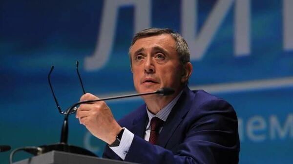 Врио губернатора Сахалинской области Валерий Лимаренко