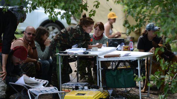 Волонтеры-спасатели обучат добровольцев действиям в ЧС