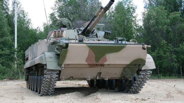 Боевая бронированная гусеничная машина - БМП-3