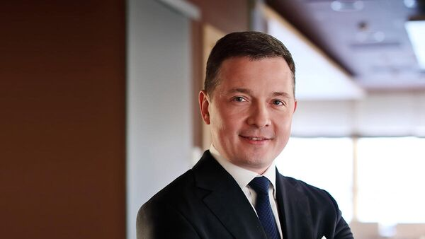 Генеральный директор управляющей компании ПИК-Комфорт Сергей Рубцов
