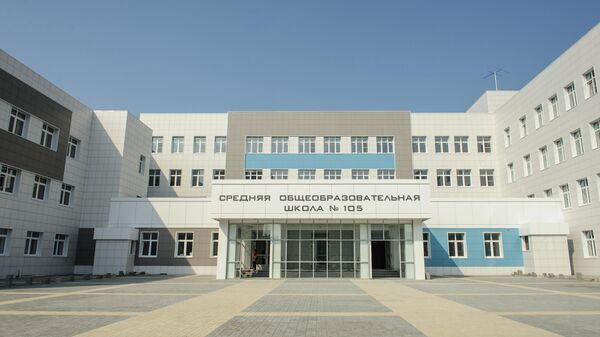 Общеобразовательная школа в Воронеже