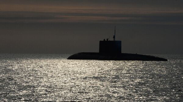 Подводная лодка класса Варшавянка