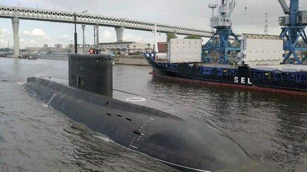 Черная дыра в море: подлодка Петропавловск-Камчатский вышла на испытания