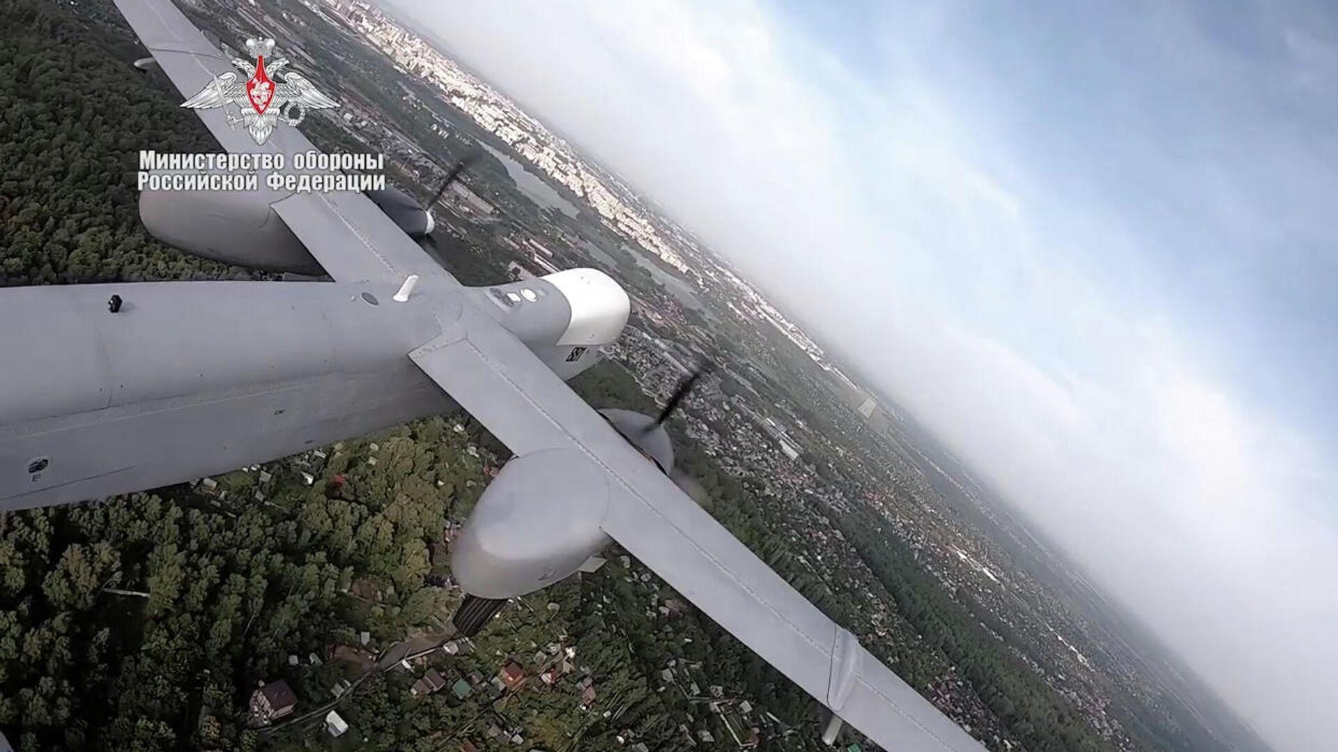 Беспилотный летательный аппарат Альтиус-У - РИА Новости, 1920, 08.03.2021