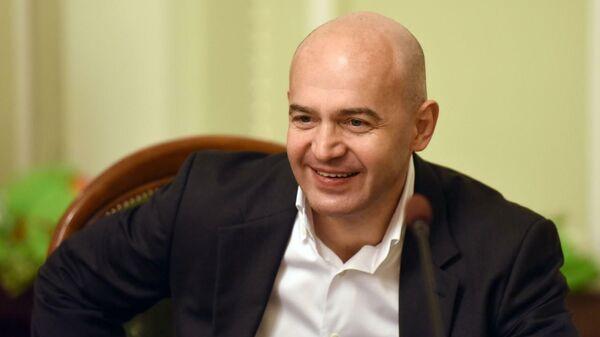 Первый заместитель председателя фракции Блок Петра Порошенко Игорь Кононенко