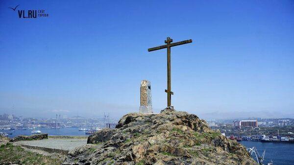 Крестовая сопка во Владивостоке