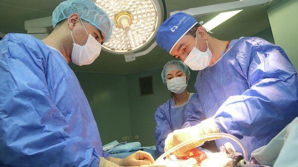 Операция в НМИЦ онкологии имени Н. Н. Блохина