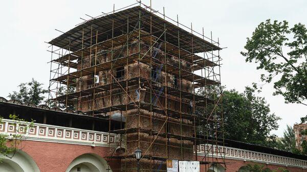 Восстановление памятников архитектуры волонтерами из Франции и России