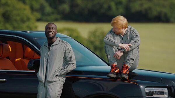 Скриншот видеоклипа Ed Sheeran - Take Me Back To London