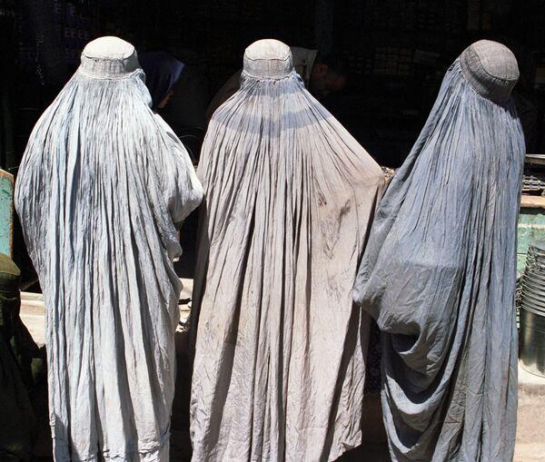 Мусульманские женщины. Архив