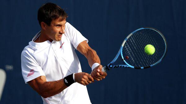 Теннисист Евгений Донской (Россия)